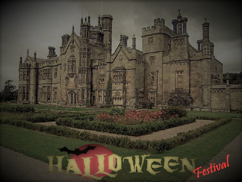 Margam Castle (Ghost Hunt) 25/10/2019
