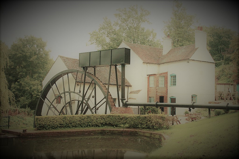 The mystical 'Daniels Mill' (Ghost Hunt) 14/09/2019