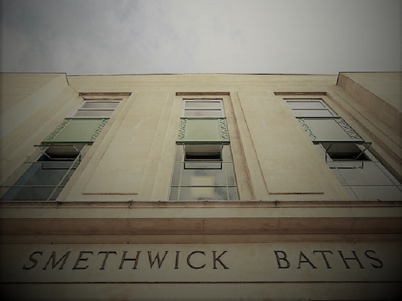 Smethwick Baths (Ghost Hunt) 24/08/2019